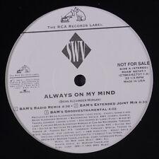 SWV: Always On My Mind 12 (dj) Soul