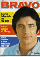 BRAVO Nr.30 vom 21.7.1969 Brian Jones, Wencke Myhre, Barry Ryan, Pierre Brice
