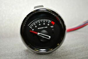 2005-2009 Saleen Ford Mustang S281/S302 10psi Boost Pressure Gauge ONLY