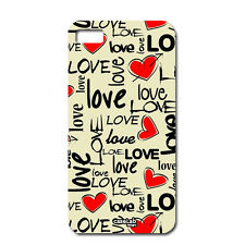 CUSTODIA COVER CASE MURO AMORE LOVE HEART PER  CELLULARE iPHONE 6 PLUS 5.5""