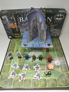 Batman Returns 3-D Board Game by Parker Brothers 1992