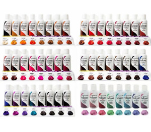 ADORE Semi-Permanent Hair Dye Colour Peroxide & Alcohol Free * Full Range*