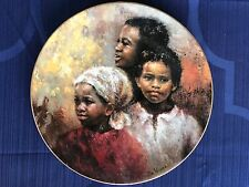 "Royal Doulton ""A Brighter Day"" frm All God's Children Collection Boxed"