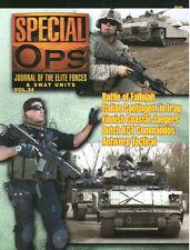 CONCORD SPECIAL OPS 34 IRAQ BATTLE OF FALLUJAH / DUTCH KCT / FINNISH COASTAL JAG