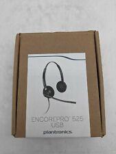 Plantronics Encore Pro HW525 USB Headset  -JD0537