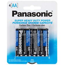 8 Panasonic AA Double A Batteries heavy Duty Battery 1.5v