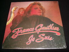"FRANCE GAUTHIER  JE SUIS  *SEALED* 12"" Lp Vinyl~Canada Pressing~SNS 80005"