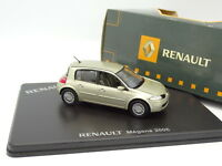 Eligor 1/43 - Renault Megane 2006 Beige Métal