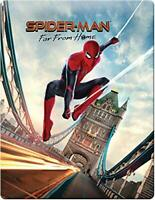 Spider-Man Far From Home 4K Ultra HD Limited Edition Steelbook - BluRay DL007575