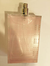 Burberry Brit Sheer Eau de Toilette  Spray 3.3 oz/100ml Unboxed Tster No Cap
