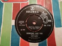 """KEN DODD * THE RIVER / SOMEONE LIKE YOU * 7"""" SINGLE 1965 EXCELLENT"""