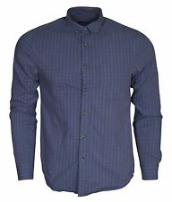 Topman Classic Fit Check Shirt Men's Size Small