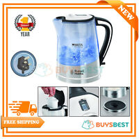 Russell Hobbs 1L Brita Filter Purity Kettle 3000W In Transparen - 22851
