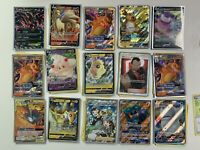Pokemon Card Lot 20 OFFICIAL TCG Cards One Ultra Rare Included-GX, EX, MEGA or V