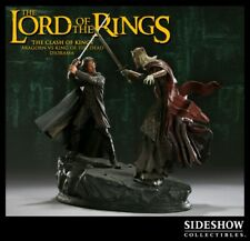 Sideshow Statue The Clash of Kings Aragorn VS The King of the Dead lotr EX 300