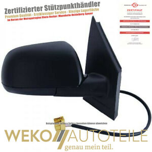 Rétroviseur Droit Extérieur Pour VW Polo 2205224 DIEDERICHS