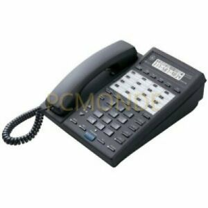 GE 29451 4-Line Business Speakerphone with Intercom