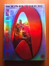 STAR TREK II THE WRAITH OF KHAN - COLLECTORS EDITION 2 DVD - PAL 2 VOZ ORIGINAL