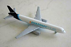 Amazon Die Cast Airplane FC Tours Plane Aircraft Prime Air Fulfillment Center