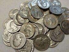 Roll of Washington Silver Quarters