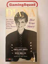Diana VHS Video Retro, Supplied by Gaming Squad
