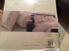 Barbara Barry Queen Bedskirt Bed Skirt Dream Eucalyptus New Nip Green New