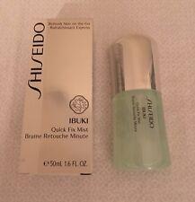 "Shiseido IBUKI Quick Fix Mist 50ml 1.6oz  ""NIB"""