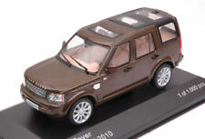 Land Rover Discovery 4 2010 Metallic Brown 1:43 Model WB269 WHITEBOX