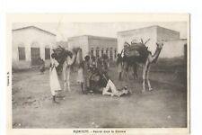 AFRIQUE , DJIBOUTI , RETOUR DANS LA BROUSSE