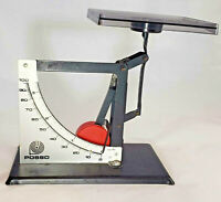 Vintage Posso Postal Letter Scale, 3.5 Ounce 100g Mechanical Scale, France