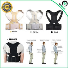 Flex Pro Posture Corrective Therapy Back Brace Belt Shoulder for Men & Women