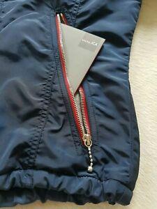 Duvetica Luxus Design Regen Daunen Jacke wNeu!NP.259€ Sommer Impressionen
