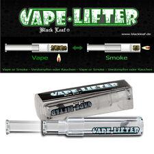 1x VAPE LIFTER Vaporizer Black Leaf NEU !!!