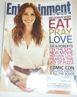 Entertainment Weekly Magazine Julia Roberts & Comic-Con August 2010 080414R