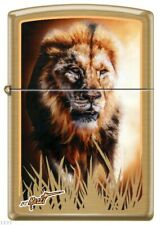 ZIPPO ★ MAJESTIC LION by Mazzi