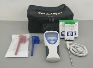 Welch Allyn Model 692 SureTemp Plus Thermometer w/ Rectal Probe & Case