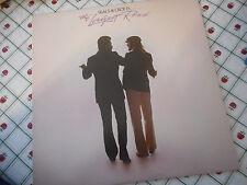 Seals & Croft The Longest Road 1980 Vinyl LP