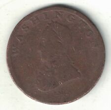 More details for usa washington double headed pre-federal cent undated