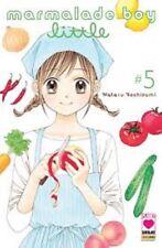 Planet Manga - Marmalade Boy Little 5 - Nuovo !!!