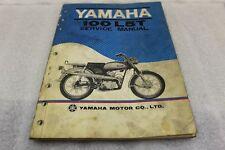 Yamaha L4T 100 OEM Service Repair Manual w/ Wiring Diagram Used