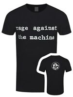 Rage Against the Machine Molotov Men's Black RATM T-shirt