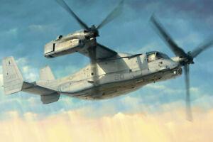 Hobby Boss 1/48 Modern US Marines MV-22 Osprey Aircraft Kit Plastic Model Kit