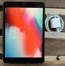 Apple iPad mini 2 32GB, Wi-Fi + Cellular (Unlocked), 7.9in - Space Gray (CA)