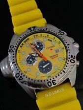 NEUWERTIG- CITIZEN PROMASTER Aqualand AY5000-13Y Taucheruhr Uhr