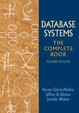 Database Systems : The Complete Book 2nd Int'l Edition