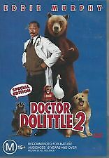 DR. DOLITTLE 2 - BRAND NEW & SEALED R4 DVD (EDDIE MURPHY)