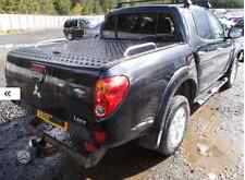 Mitsubishi L200 breaking for spares parts turbocharge