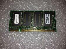 Memoria SoDimm DDR Toshiba PA3127U-1M25 256MB PC2100 266MHz CL2.5 200 Pin