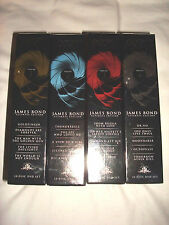 James Bond 007 - Ultimate Edition 40 Disc DVD Box Set Volume 1, 2, 3, 4