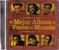 el Mejor Álbum de Voces del Mundo | 2 - CD-Album